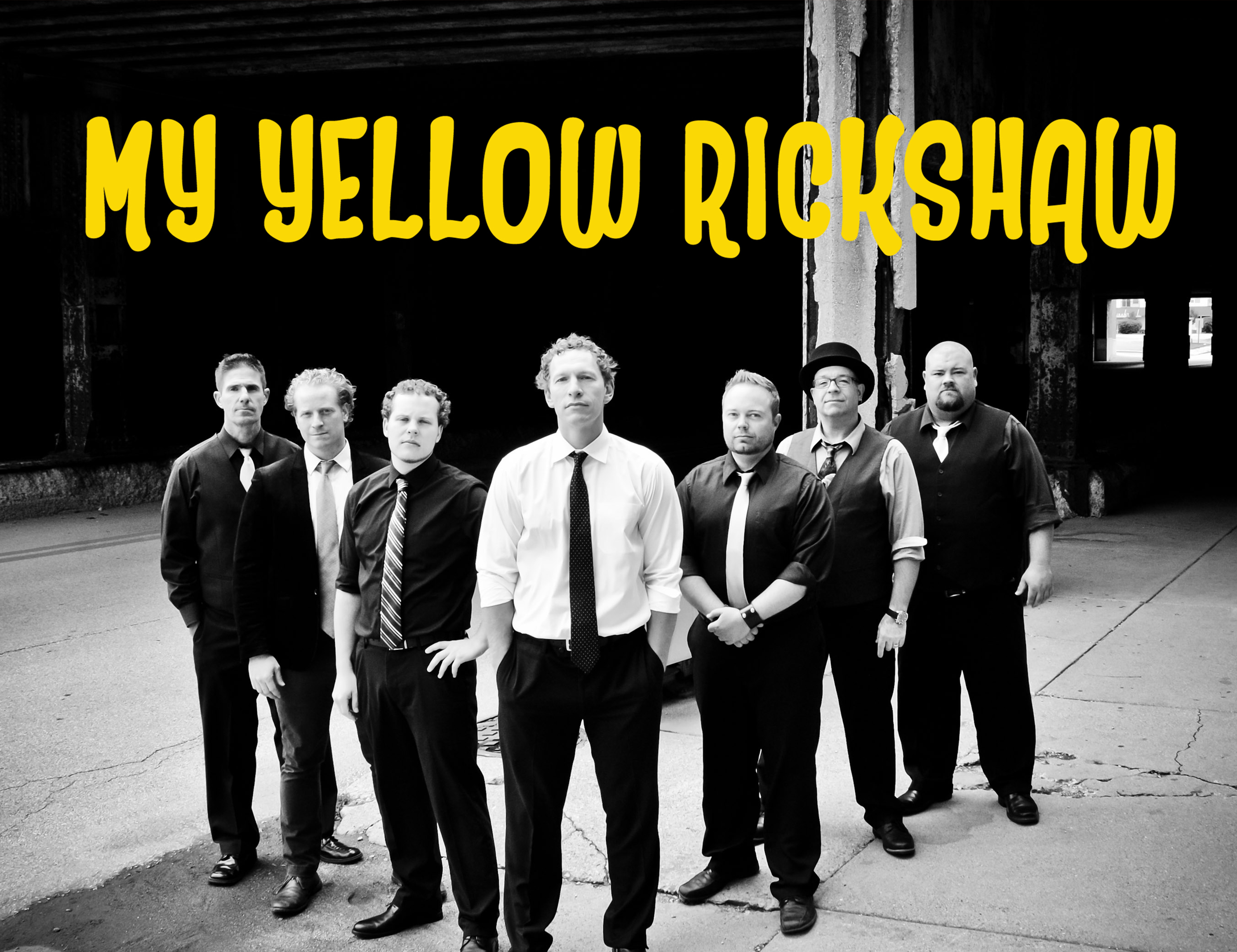 Image result for my yellow rickshaw